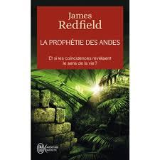 couverture livre La prophétie des Andes