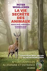 couverture livre La vie secrète des animaux