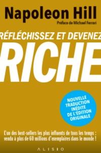 couverture livre Réfléchissez et devenez riche